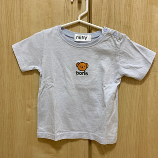 しまむら - 【miffy】ボリス Tシャツ 90cm