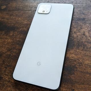 Google Pixel - Simフリー Google Pixel 4XL  64GB  ホワイト