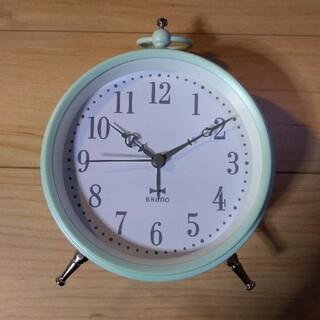 イデアインターナショナル(I.D.E.A international)のブルーノ  パステルレトロアラームク(掛時計/柱時計)