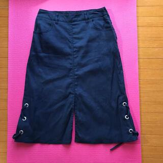 シーバイクロエ(SEE BY CHLOE)のシーバイクロエ スリットスカート(ひざ丈スカート)