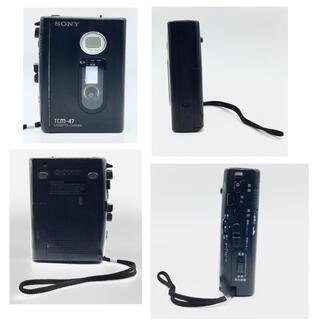 SONY - SONY カセットレコーダー&カセットウォークマン&カセットテープ セット