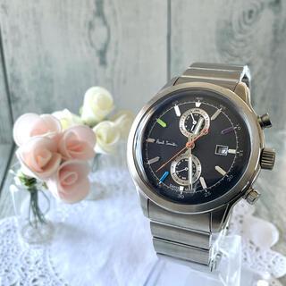ポールスミス(Paul Smith)の【動作OK】Paul Smith ポールスミス 腕時計 ブラック ケンブリッジ(腕時計(アナログ))