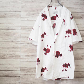 BED J.W. FORD 18SS Rose summer shirt.(シャツ)