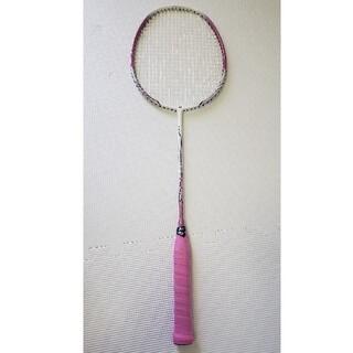 YONEX - バドミントン ラケット YONEX NANORAY ピンク
