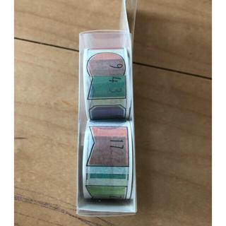 マークス(MARK'S Inc.)のマークス 水性ペンで書けるマスキングテープ 2個(テープ/マスキングテープ)