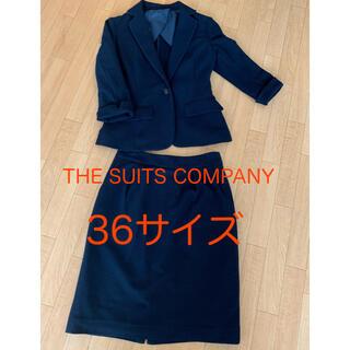 スーツカンパニー(THE SUIT COMPANY)のスーツカンパニー 春夏用スーツ上下セット(スーツ)