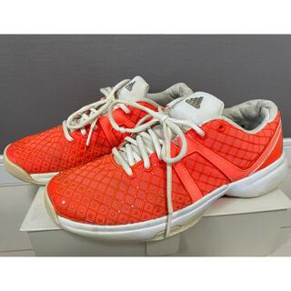 アディダス(adidas)の【adidas】スニーカー テニスシューズ size25cm(シューズ)
