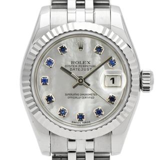 ロレックス(ROLEX)のロレックス デイトジャスト 179174NGS レディース 【中古】(腕時計)