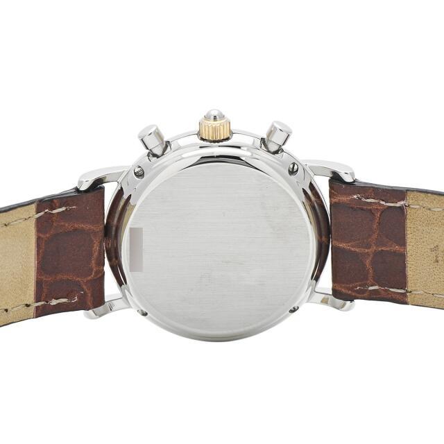 IWC(インターナショナルウォッチカンパニー)のIWC ポートフィノ クロノグラフ  3730 クォーツ レディース 【中古】 レディースのファッション小物(腕時計)の商品写真