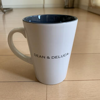 DEAN & DELUCA - DEAN&DELUCA   マグカップ  白×グレー 新品 未使用品