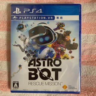 PlayStation VR - ASTRO BOT:RESCUE MISSION (PS4 / PSVR)