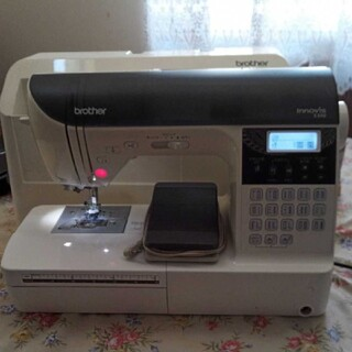 brother - ブラザー実用縫いコンピューターミシン イノヴィスS500