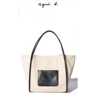 agnes b. - 新品 アニエスベー トートバッグ