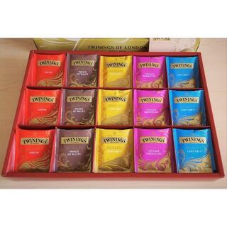 トワイニング紅茶☆クオリティーコレクション☆5種 合計105個(茶)