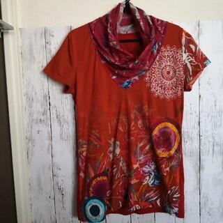 デシグアル(DESIGUAL)のDesigual レディースTシャツ L(Tシャツ(半袖/袖なし))