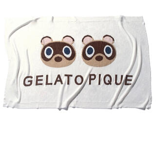 ジェラートピケ(gelato pique)のジェラートピケ★あつ森★ブランケット(おくるみ/ブランケット)