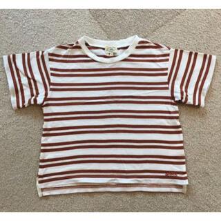 ビューティアンドユースユナイテッドアローズ(BEAUTY&YOUTH UNITED ARROWS)のユナイテッドアローズ キッズ用ボーダー Tシャツ(Tシャツ/カットソー)