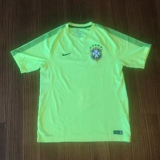 NIKE - ブラジル代表  ナイキプラシャツ