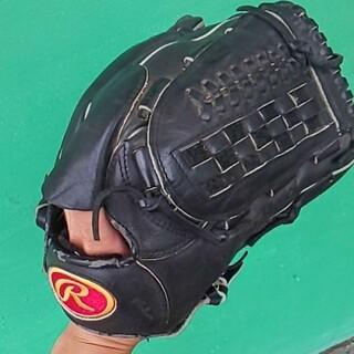 Rawlings - 野球 グローブ 軟式 少年野球 投手用