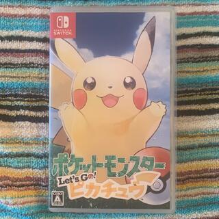 任天堂 - ポケットモンスター Let's Go! ピカチュウ Switch