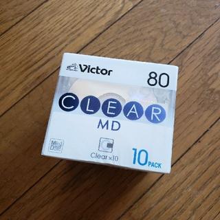 ビクター(Victor)のVictor MD カセット 80分 10枚入(その他)
