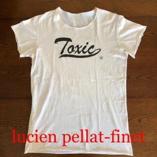 ルシアンペラフィネ(Lucien pellat-finet)のルシアン ペラフィネ Tシャツ 半袖 カットソー  イタリア製  S  メンズ(Tシャツ/カットソー(半袖/袖なし))