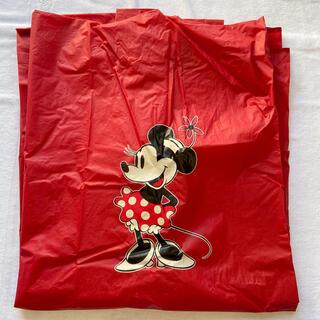 ディズニー(Disney)の【Disney】レインポンチョ ミニー(レインコート)
