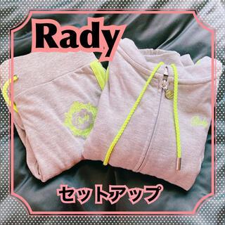 Rady - Rady_セットアップ(七分丈)
