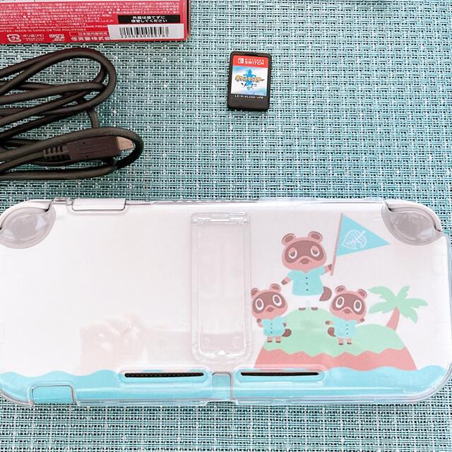 Nintendo Switch(ニンテンドースイッチ)のNintendo switch lite ポケモン エンタメ/ホビーのゲームソフト/ゲーム機本体(携帯用ゲーム機本体)の商品写真