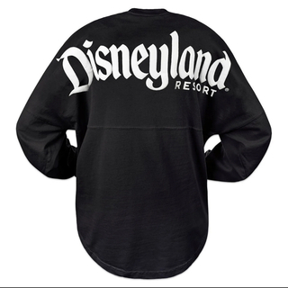 ディズニー(Disney)の海外 限定 ディズニー ロンT 黒(Tシャツ/カットソー(七分/長袖))