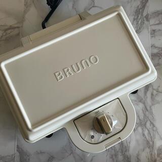 I.D.E.A international - BRUNO ブルーノ ホットサンドメーカー ダブル