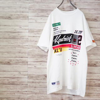 KENDRICK LAMAR 18' Champion T-Shirt(Tシャツ/カットソー(半袖/袖なし))