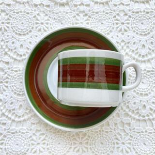 ARABIA - Gefle OLLI コーヒーカップ&ソーサー ヴィンテージ