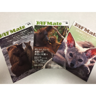 JAF Mate 2021年 8・9月号 JAF PLUS付き(専門誌)