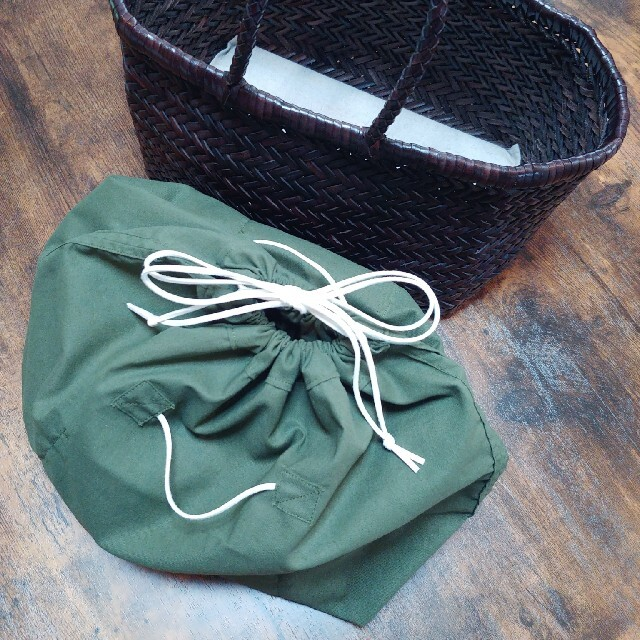 DRAGON(ドラゴン)のドラゴンディフュージョン8811バッグ内袋(黒) レディースのバッグ(かごバッグ/ストローバッグ)の商品写真