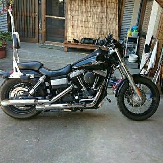 Harley Davidson - ハーレーダビッドソン FXDB