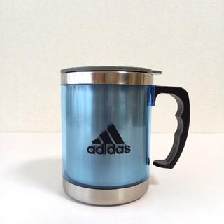 アディダス(adidas)の【新品・未使用】adidas クリアステンレスマグカップ(タンブラー)