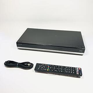 シャープ(SHARP)のシャープ AQUOS ブルーレイレコーダー 500GB 2チューナー BD-W5(ブルーレイレコーダー)