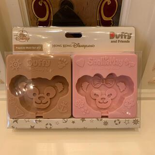 ダッフィー - 香港ディズニー新商品 ダフメイ アイスキャンディーモールド