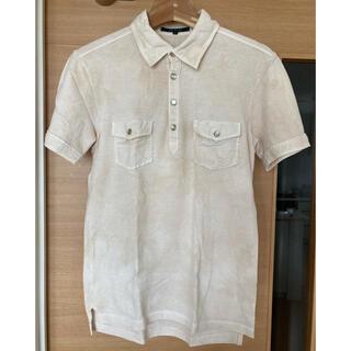 アバハウス(ABAHOUSE)のポロシャツ風のシャツ(Tシャツ/カットソー(半袖/袖なし))