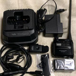 スタンダード 同時通話 無線機 vlm850  (アマチュア無線)