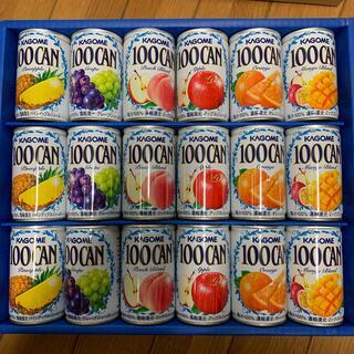 KAGOME - カゴメ 100CAN 18缶