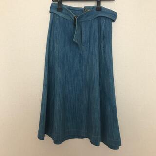 ロンハーマン(Ron Herman)のRonHerman デニムスカート Sサイズ(ひざ丈スカート)