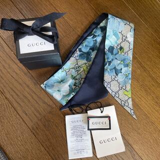 グッチ(Gucci)のGUCCI ネックボウ スカーフ takuya∞ 着用(バンダナ/スカーフ)