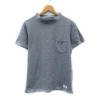 ベドウィン(BEDWIN)のベドウィン THE HEARTBREAKERS N°1 カットソー 半袖 紺(Tシャツ/カットソー(半袖/袖なし))