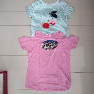 GAP Kids - GAP☆kids☆Tシャツ☆カットソー☆140☆2枚
