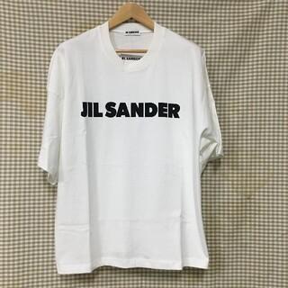 ジルサンダー(Jil Sander)のJIL SANDER T-シャツ ホワイト(Tシャツ/カットソー(半袖/袖なし))