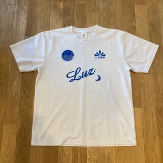 ルース(LUZ)のルースイソンブラ プラシャツ ホワイト XLサイズ(ウェア)
