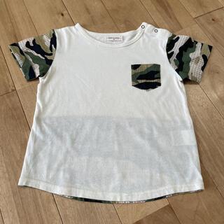 センスオブワンダー(sense of wonder)のセンスオブワンダー   オーガニックTシャツ 100サイズ(Tシャツ/カットソー)