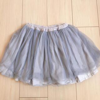 エーキャンビー(A CAN B)のAcanB◆チュールスカート110(スカート)
